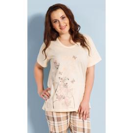 Dámské pyžamo kapri Flóra