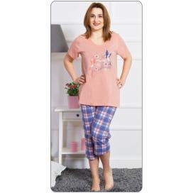 Dámské pyžamo kapri Adventure