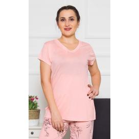Dámské pyžamo kapri Adele