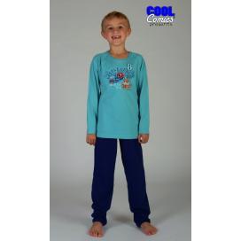 Dětské pyžamo dlouhé Malý tygr