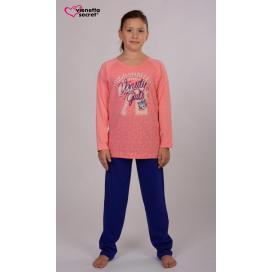 Dětské pyžamo dlouhé Girls
