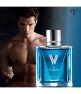 Avon V for Victory toaletní voda pánská 75 ml