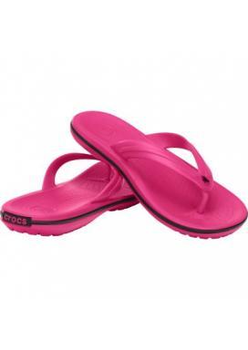 CROCS Crocband Flip barva Candy pink
