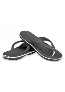 CROCS Crocband Flip barva Black