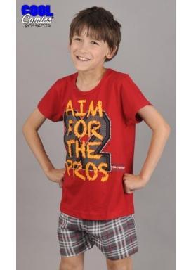 Dětské pyžamo šortky Michal