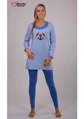 Dámské pyžamo dlouhé Rihanna