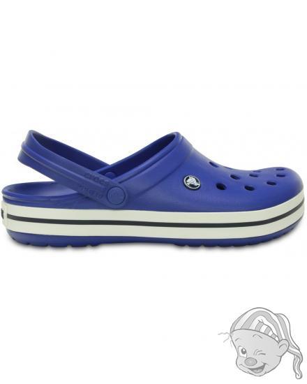 CROCS Crocband - barva Cerulean Blue/Navy