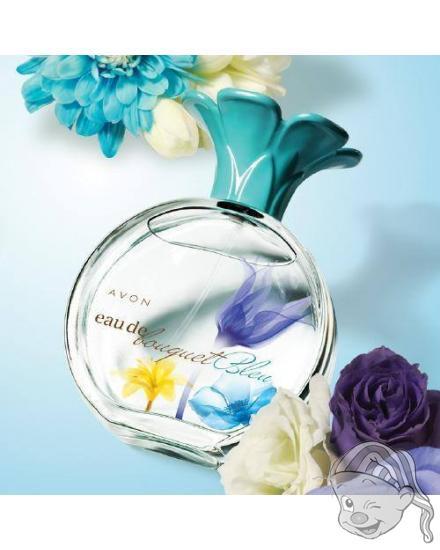 Avon Eau de Bouquet Bleu toaletní voda dámská 50 ml