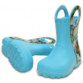 Handle It Sea Life Boot - barva Electric Blue