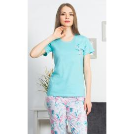 Dámské pyžamo kapri Jiřina