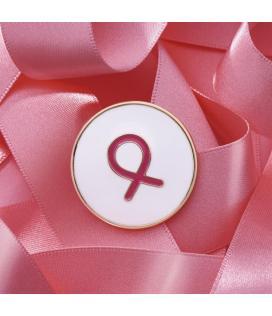 Glazurovaný symbol za zdravá prsa
