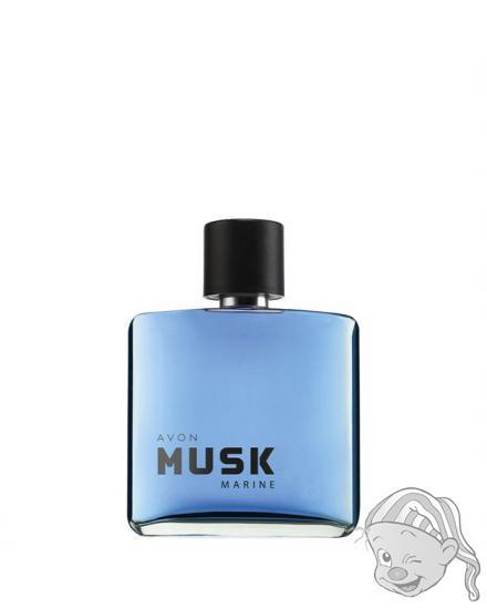 Avon Musk Marine toaletní voda pánská 75 ml